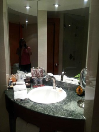 Sheraton Santa Fe, Mexico City:                                     Suite - Bathroom