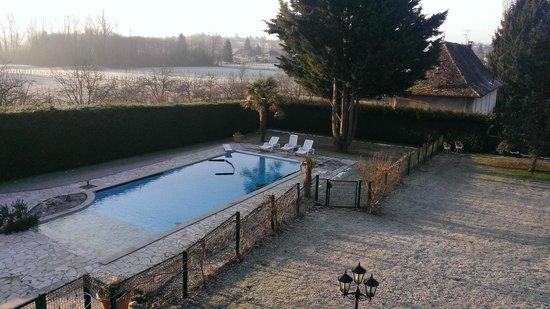 Domaine Du Manoir:                   piscine 2