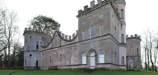 Clytha Castle:                   Clytha Castle                 