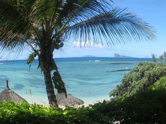 Canonnier Beachcomber Golf Resort & Spa:                   panorama da le navigator