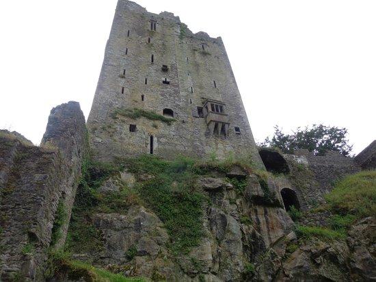 Blarney Castle & Gärten:                   Le château