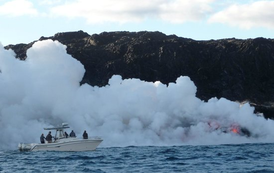 Lava Ocean Tours Inc:                   LAVA OCEAN BOAT