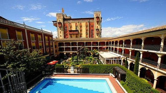 "Hotel ""El Andaluz"" Europa-Park:                   Exterior"