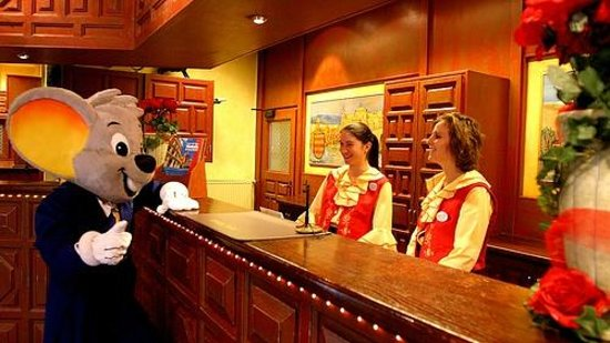 "Hotel ""El Andaluz"" Europa-Park:                   Lobby"