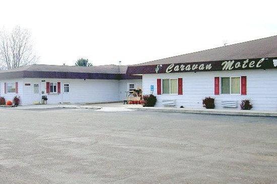Caravan Motel Photo