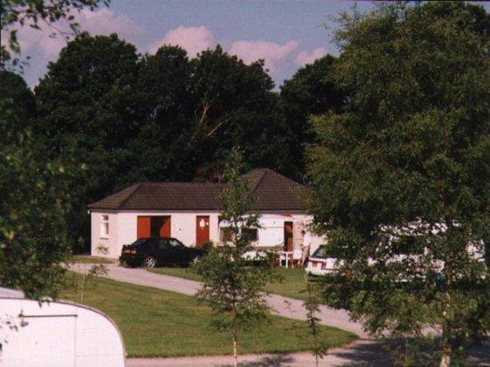White Villa Farm Caravan Park
