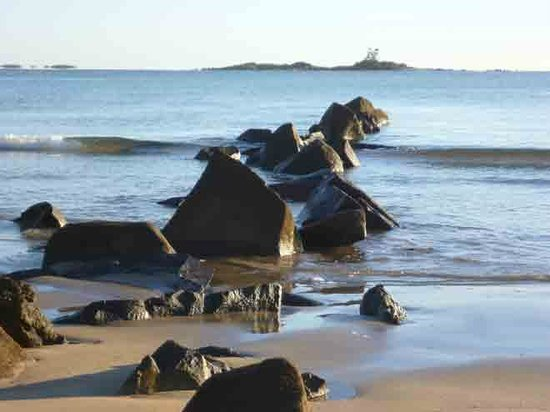 Sails on Port Sorell: Freers Beach