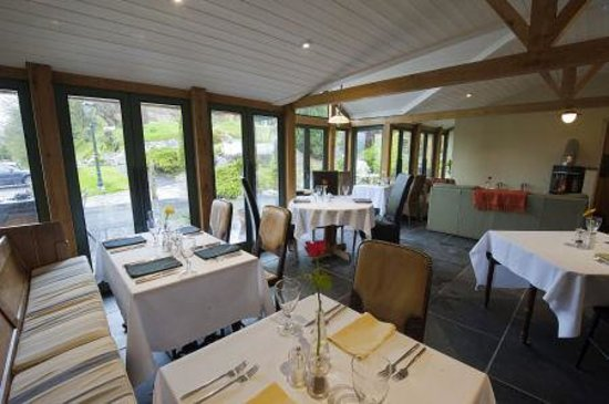 The Travellers Rest: Garden Restaurant
