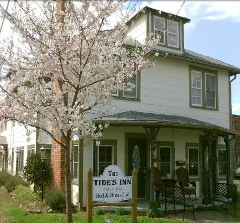 Foto de Tides Inn Bed & Breakfast