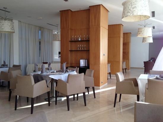 Suites Hotel Mohammed V: comedor
