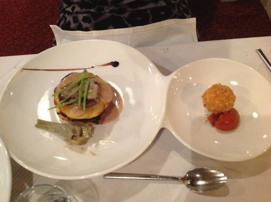 Grand Hotel Plombieres Les Bains:                   veal