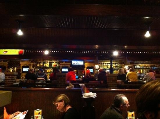 Tomfooleries Restaurant & Bar:                   Tomfooleries Bar