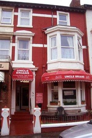 Uncle Brian's Hotel (Blackpool, Inglaterra): ve 32 opiniones y 5 fotos