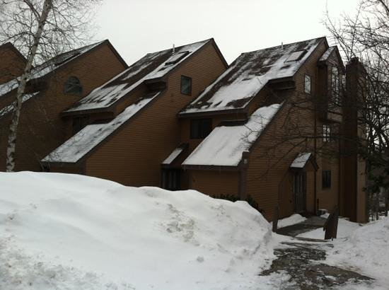 Nordic Village Resort:                   unit J