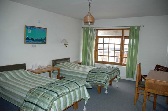 Silk Route Cottages Nubra