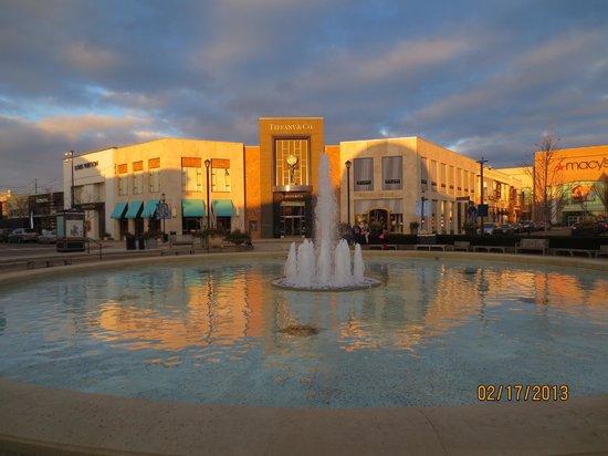 Hilton Columbus at Easton:                   Easton in February