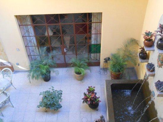 Casa Alebrijes Hotel :                   Second Floor