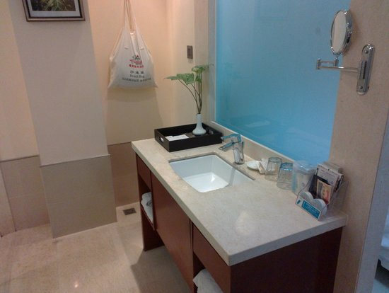 Guesthouse International Hotel:                   Bathroom