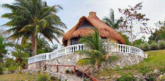 Pehaltun Villas: View of Palapa