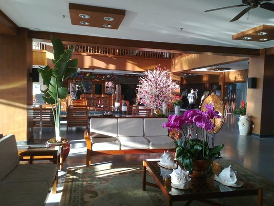 Guesthouse International Hotel:                   Lobby