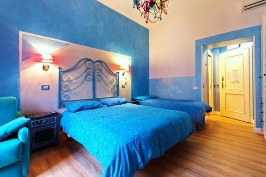 Dream Station: Blue room