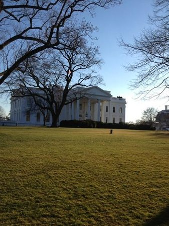 DC Insider Tours :                   last stop on the tour!