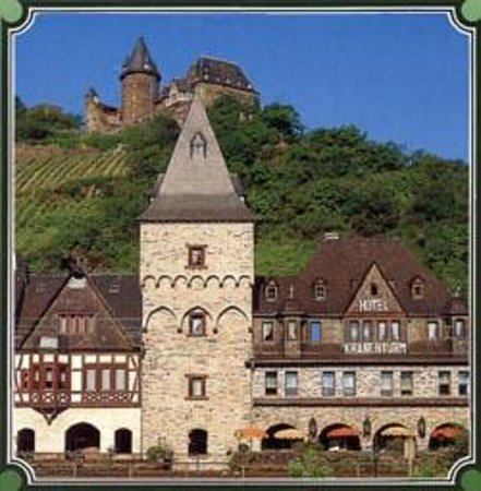 Hotel Kranenturm Photo