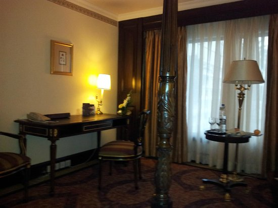Pearl Continental Lahore:                   Room 403