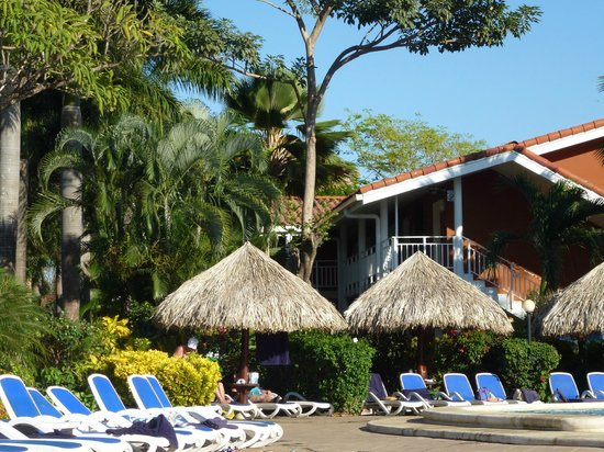 Occidental Tamarindo:                   Resort grounds - beautiful!