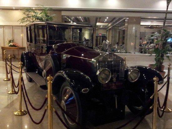 Pearl Continental Lahore:                   Rollys Royce