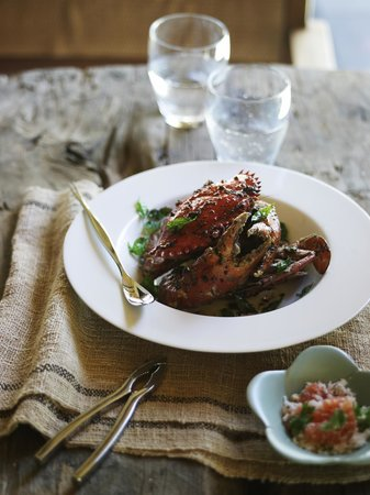 Flying Fish : Fresh local Mudcrabs are our specialty