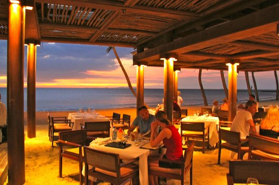 Flying Fish : Sunset dining