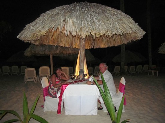 Majestic Colonial Punta Cana:                   souper romantique                 