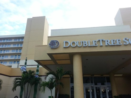 DoubleTree Suites by Hilton Melbourne Beach Oceanfront:                                     A DoubleTree