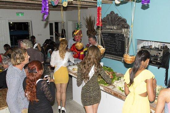 Restaurant Papa's: Miss carnaval International Buffet 2013