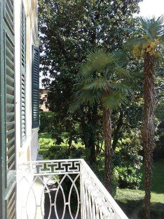 Villa Cavadini Relais :                   Wonderfu views