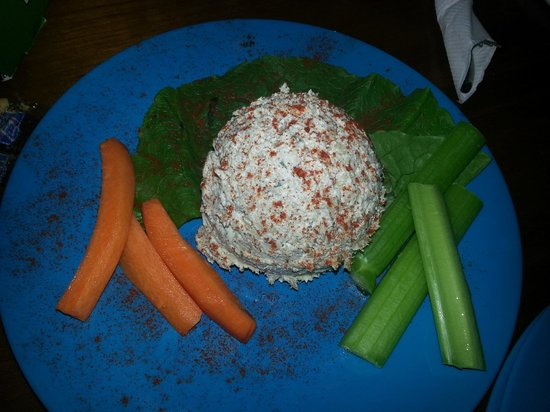 Bunky's Raw Bar & Seafood Grille :                   best fish dip I know