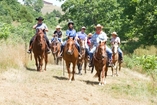 Rush Springs Ranch: Horse Event
