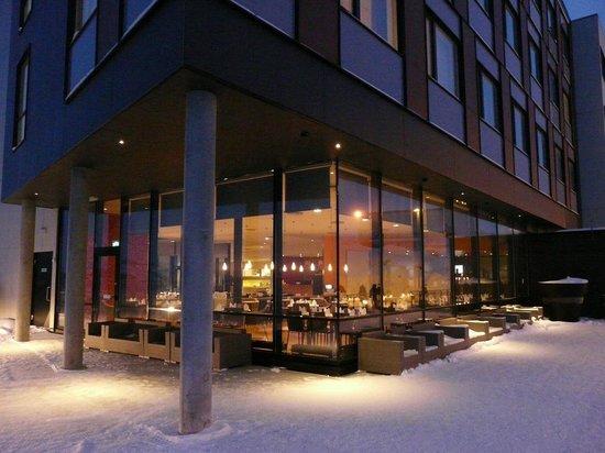 希爾克內斯松恩飯店照片