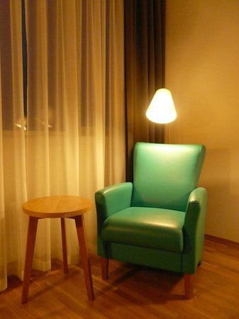 Thon Hotel Kirkenes:                   Nice armchair