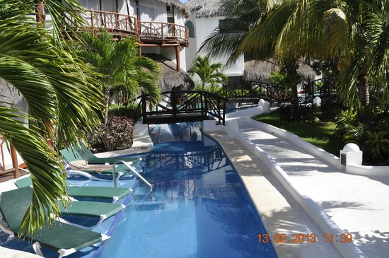 El Dorado Casitas Royale, by Karisma:                   Lazy River