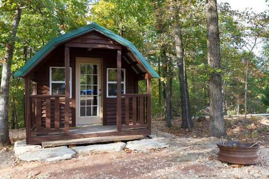 Rush Springs Ranch: One of Our Cabins