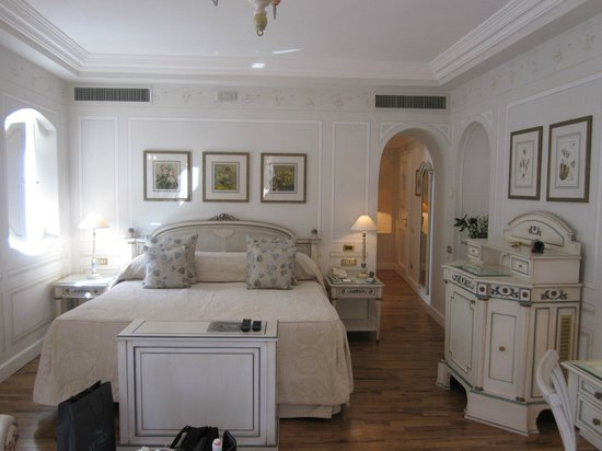 Belmond Hotel Splendido:                                     room