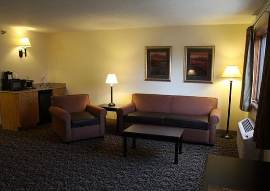 Valley Inn: Suite