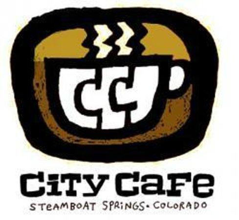 The City Cafe: Cafe Logo