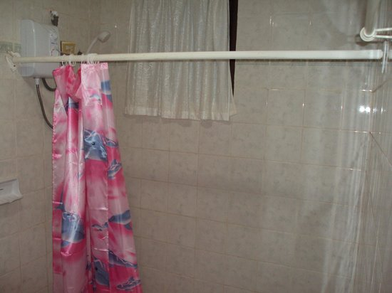 Zoe Mei Resort:                   Badezimmer