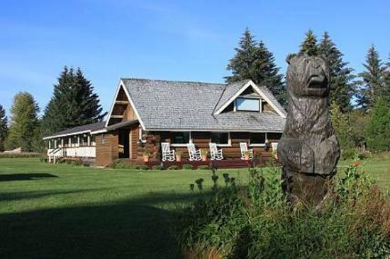Growley Bear Lodge: Growley Bear Bed & Breakfast