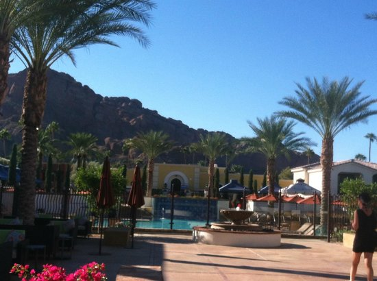 Omni Scottsdale Resort & Spa at Montelucia:                                     ..