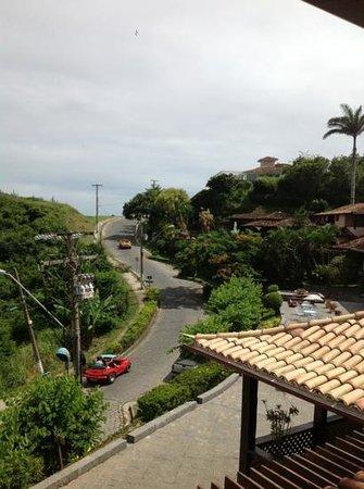 Colonna Galapagos Garden:                   calle