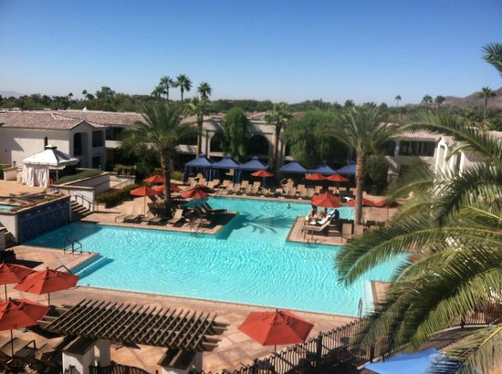 Omni Scottsdale Resort & Spa at Montelucia:                                     pool